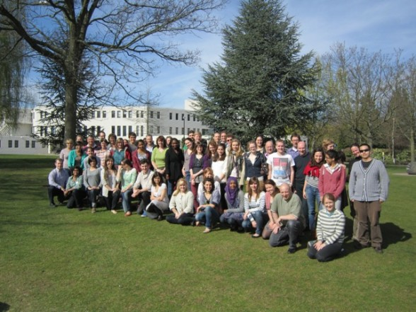 Medical French Weekend at Warwick University.