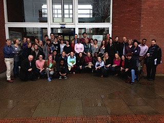 23rd Medical French Weekend Course at Warwick University, 27-29th March 2015