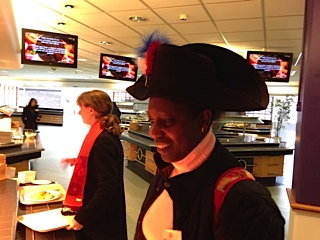 La Capitaine Funmi