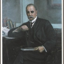 Osler William Sir - portrait 001